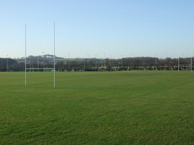 Rugby ground, Bramhope
