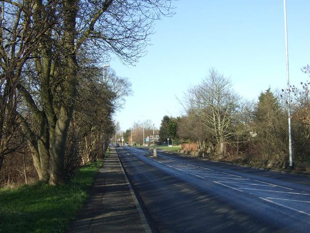 Leeds Road, Bramhope
