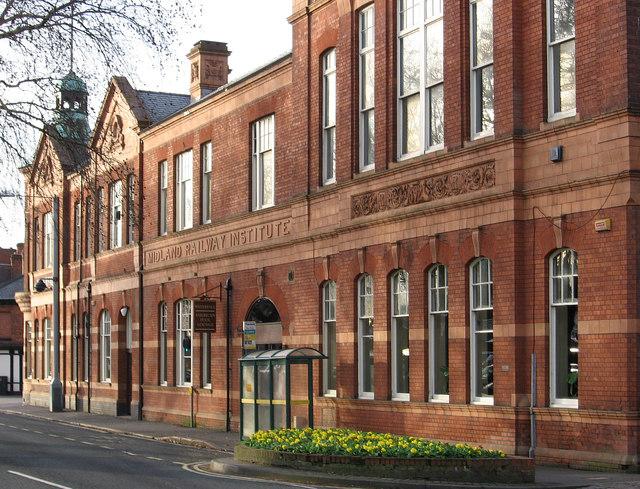Derby - Midland Railway Institute
