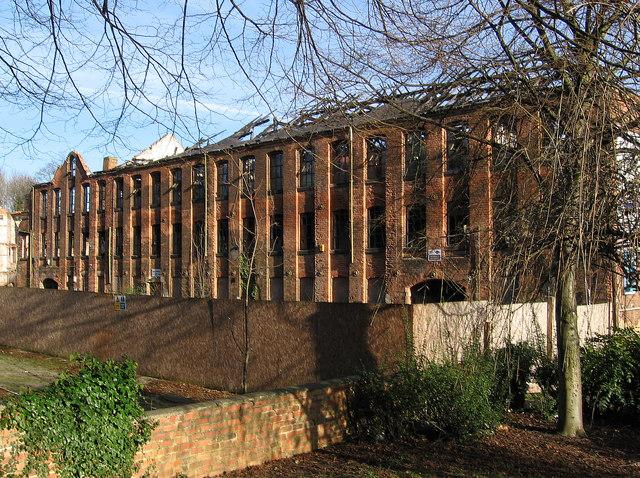 Derby - Bath Street Mills