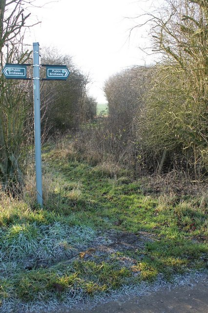 Footpath to Legsby