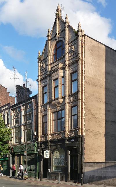Former Manchester and Salford Street Children Mission, Bridge Street, Manchester