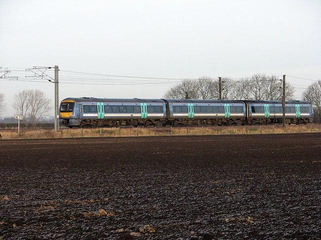 Train from Norwich