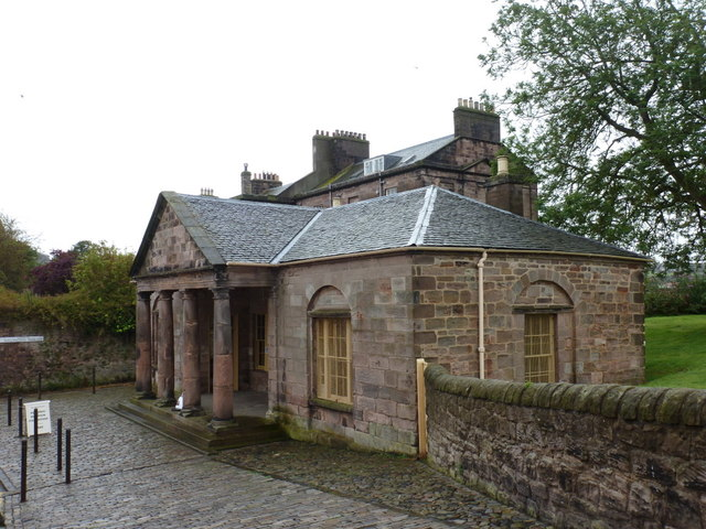 Berwick-upon-Tweed: the Main Guard House