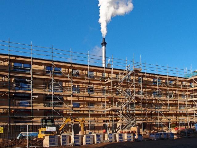 New Build, McNeil St. Glasgow