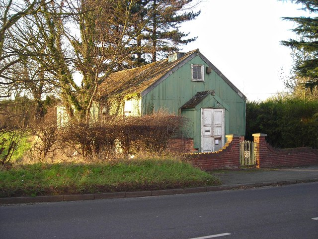 Former chapel at Watford Gap
