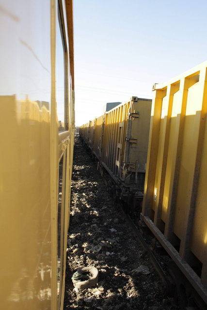 Trains in Appleford Sidings
