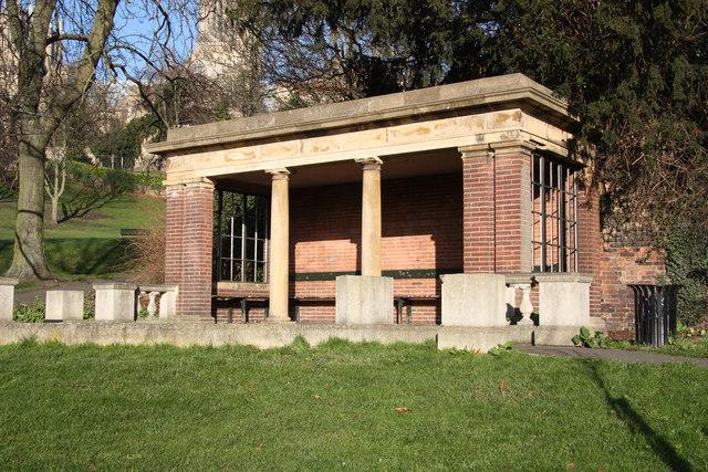 Temple Gardens Pavilion