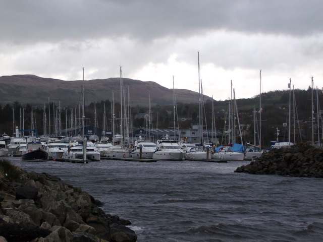 Breakwaters at Kip Marina