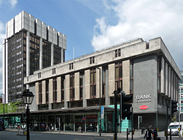 Bank House and Bank Chambers, Portland Street, Manchester