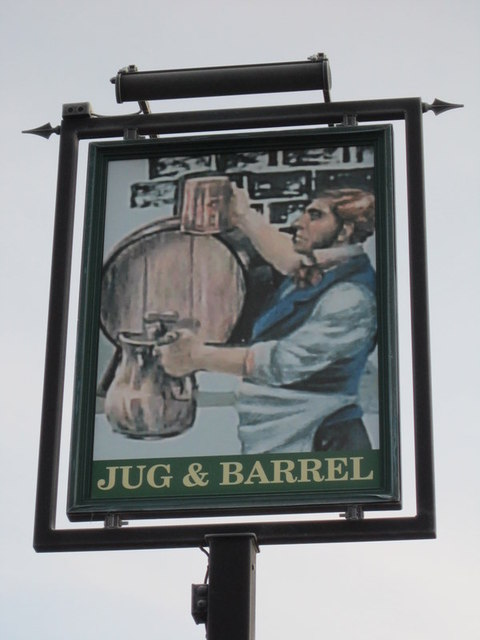 The Jug and Barrel on Town Street, Stanningley