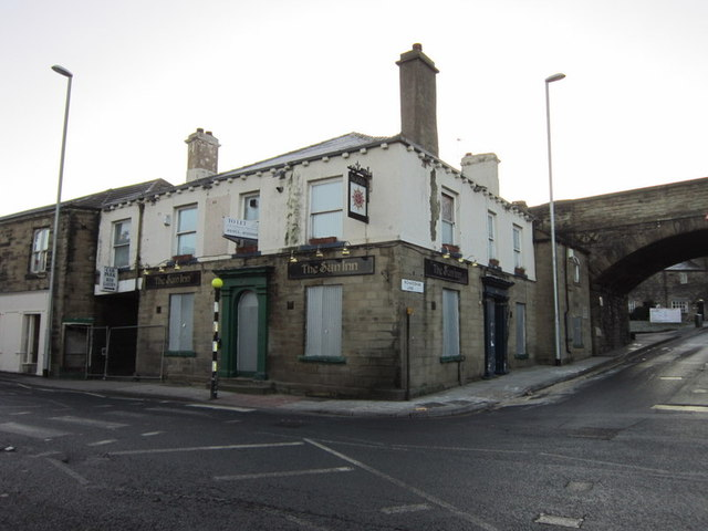 The Sun Inn on High Street, Stanningley