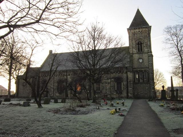 The Parish Church of St Thomas, Stanningley