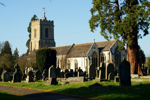 St.Mary's Church and Reigate Cemetery