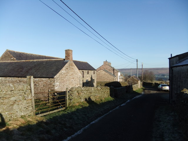 The Barns. Knarsdale