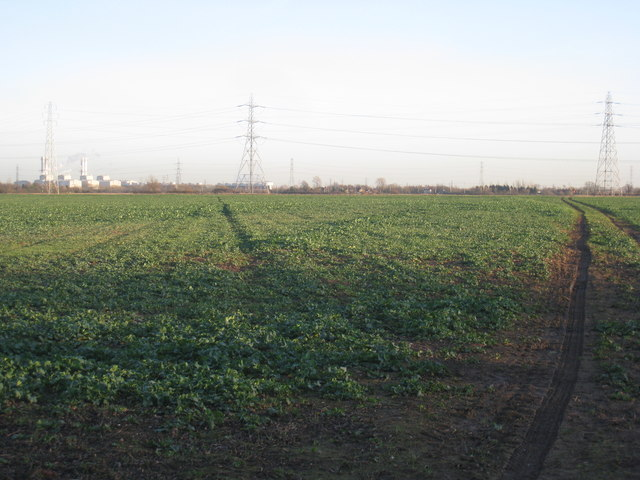 Path to Staythorpe