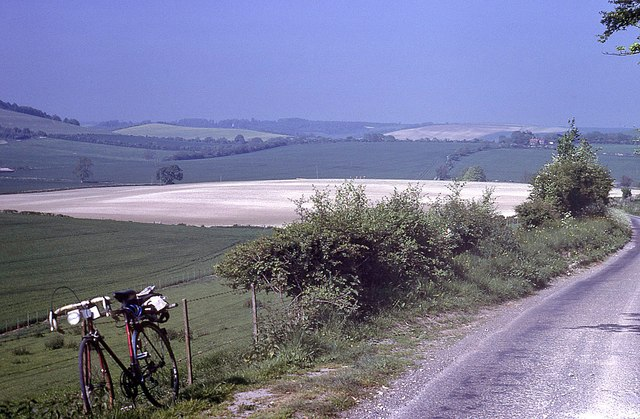Cycling back from Winchester (2)