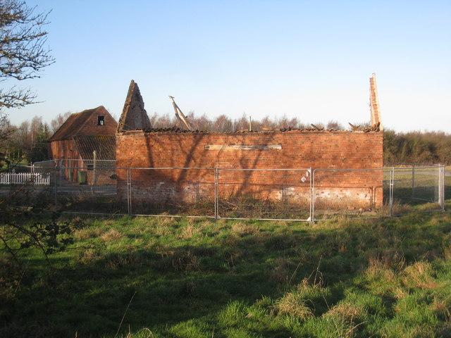 Wrecked barn (2)