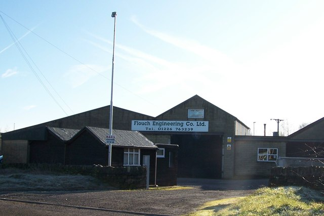 Flouch Engineering, Whamms Road, Hazlehead, near Sheffield