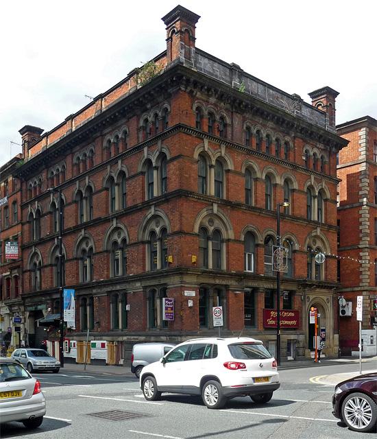 36 Charlotte Street, Manchester