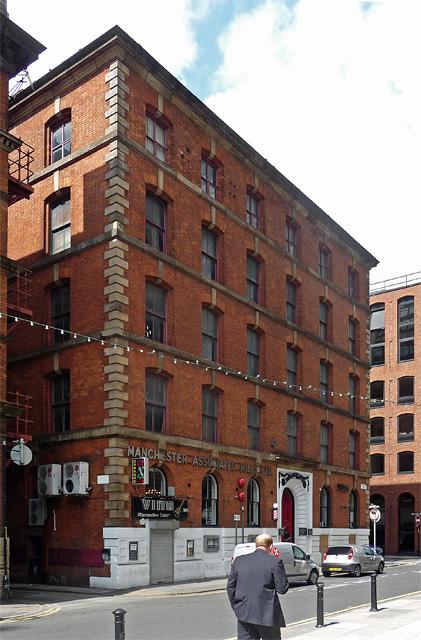34 Charlotte Street, Manchester