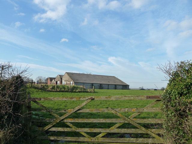 Farm buildings, Manor House Farm