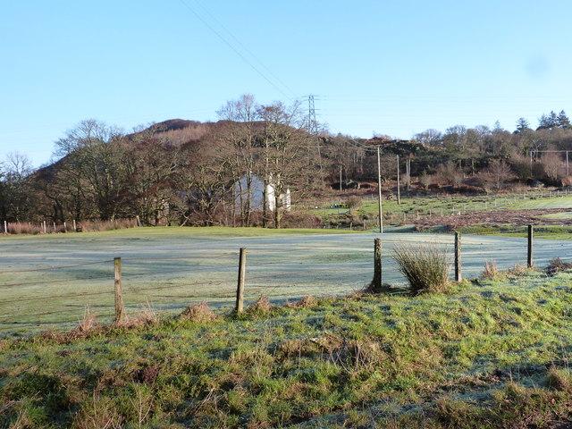 Tarbert golf course at Lochend