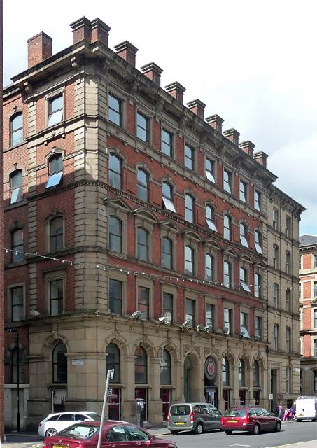 14-16 Charlotte Street, Manchester