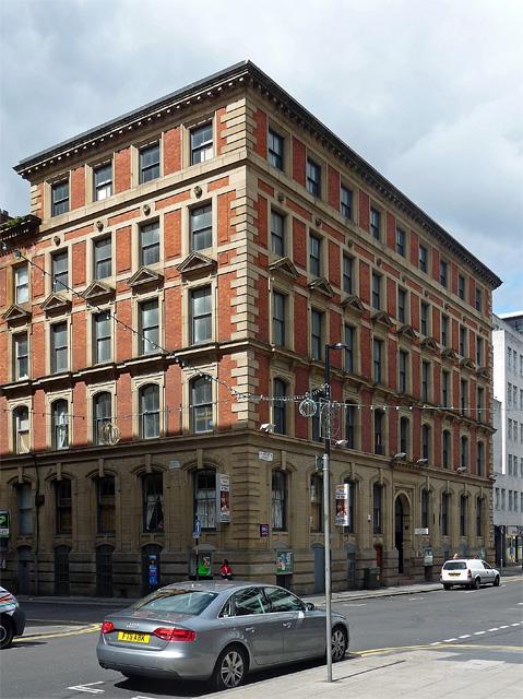 10 Charlotte Street, Manchester