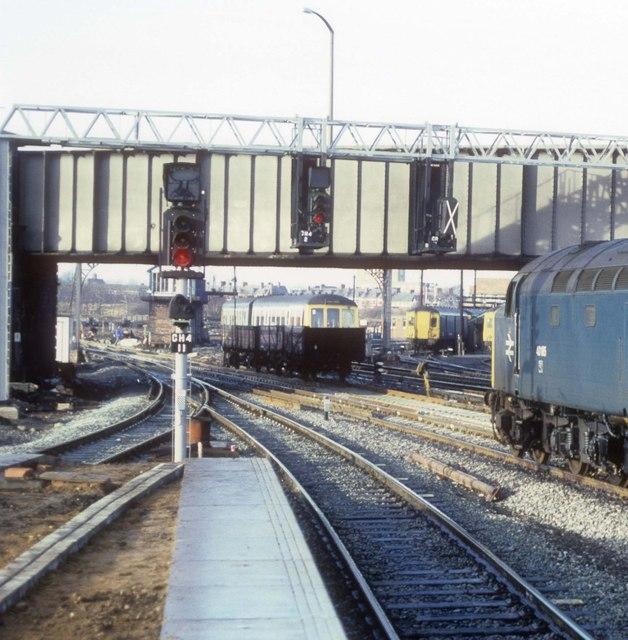 Chester station