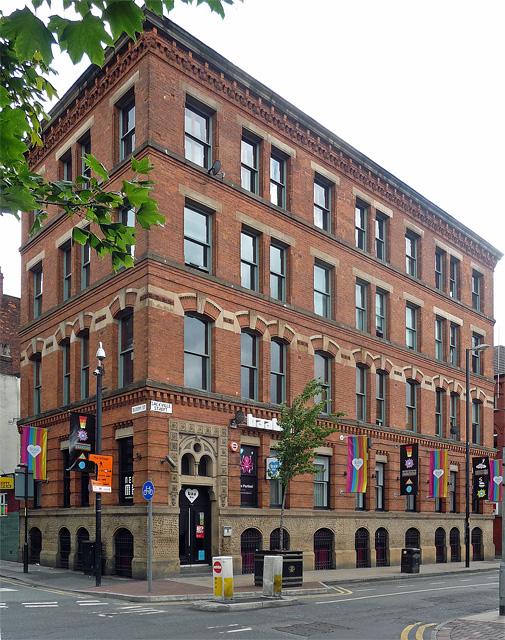 27 Sackville Street, Manchester