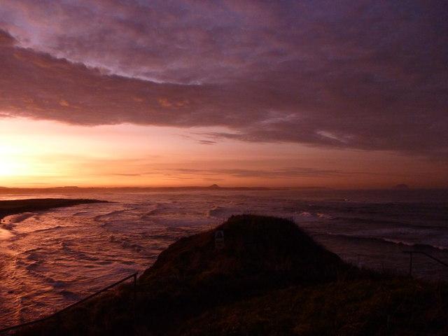 Coastal East Lothian : Up And Down The Dunbar Clifftop Walk