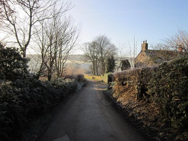 Raikes Lane at Maythorne Farm