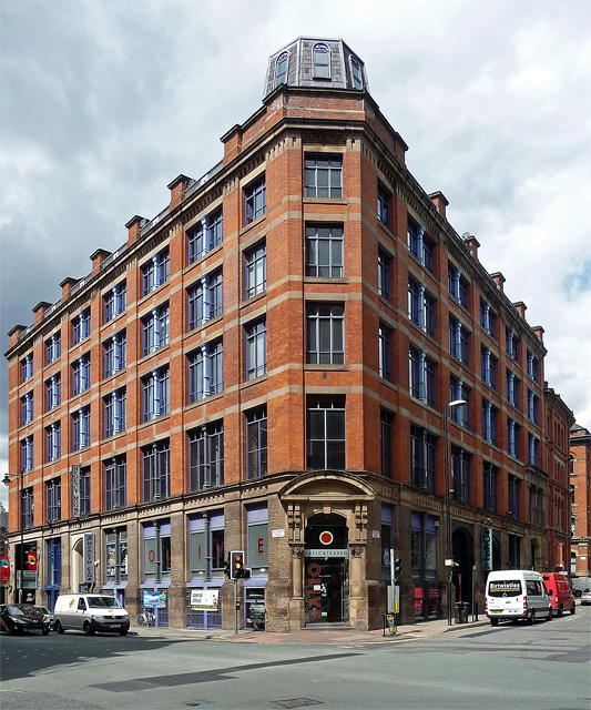 36-38 Whitworth Street, Manchester