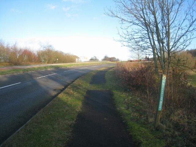 Wayfarer's Walk by the A30