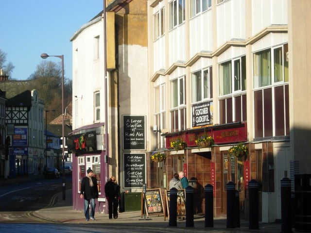 Church Street, Stoke on Trent