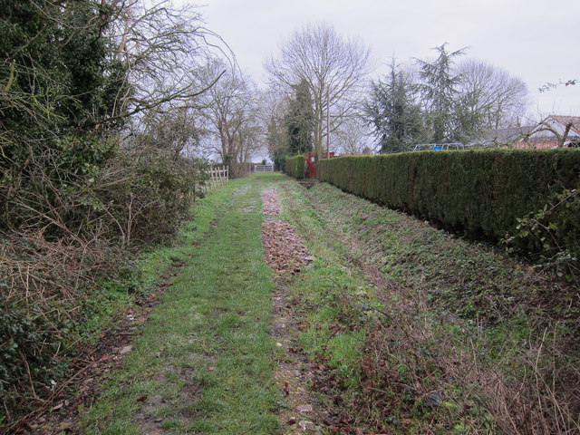 Back Lane, Wardy Hill