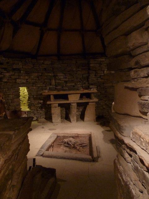 Skara Brae: inside a Neolithic house