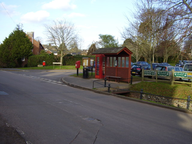 A choice of communicating in East Budleigh