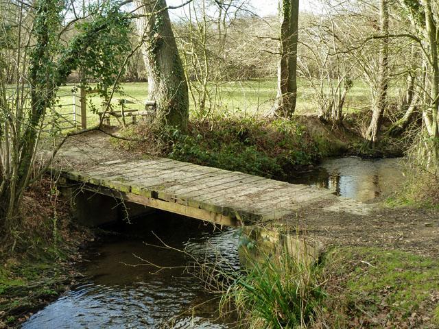 Bridge near Brokes Mill Farm