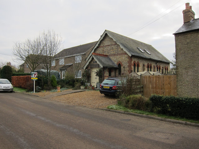 Converted chapel, Wardy Hill