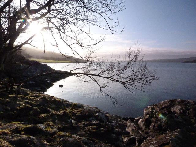 Loch Fyne at Creagan Dubh