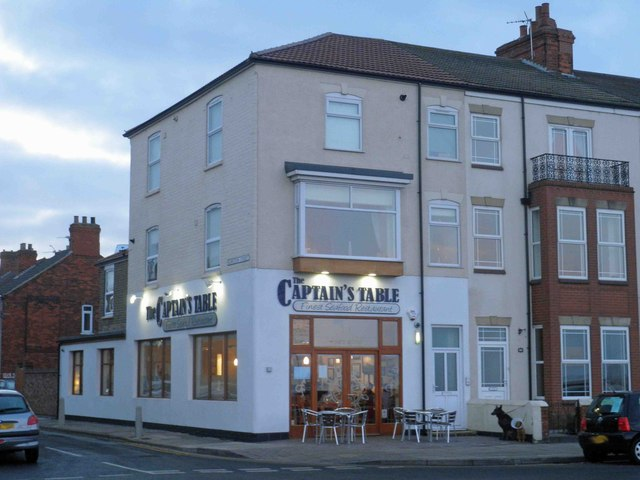 The Captain's Table Cleethorpes