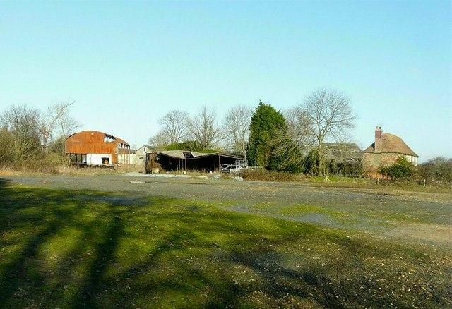 Ouseley Farm, Hinxhill