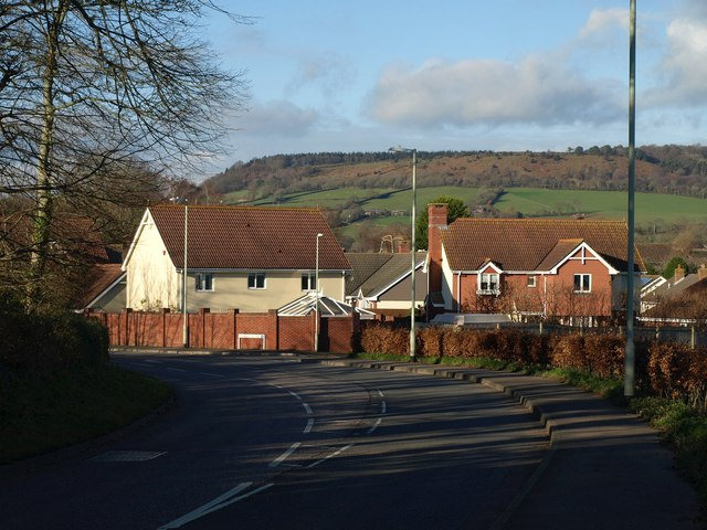 Houses on Bulverton Park