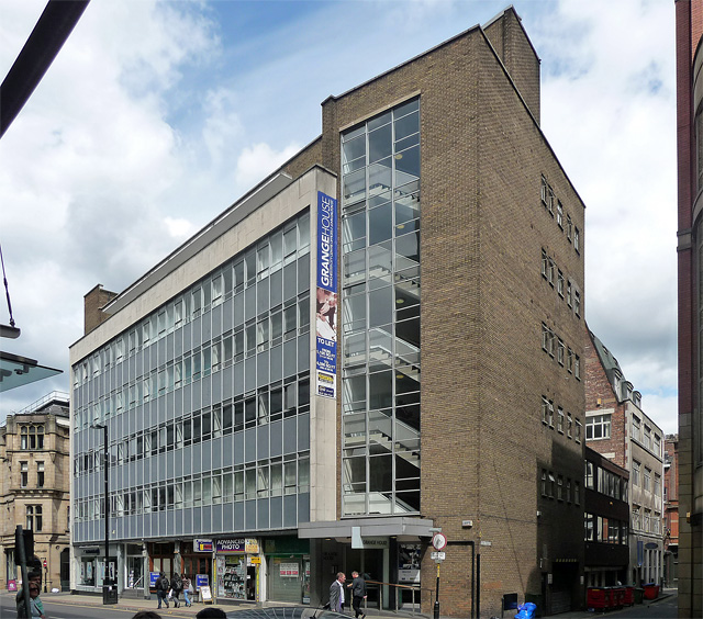 Grange House, John Dalton Street, Manchester