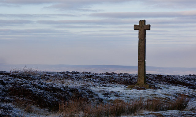 Ralphs Cross January 2012