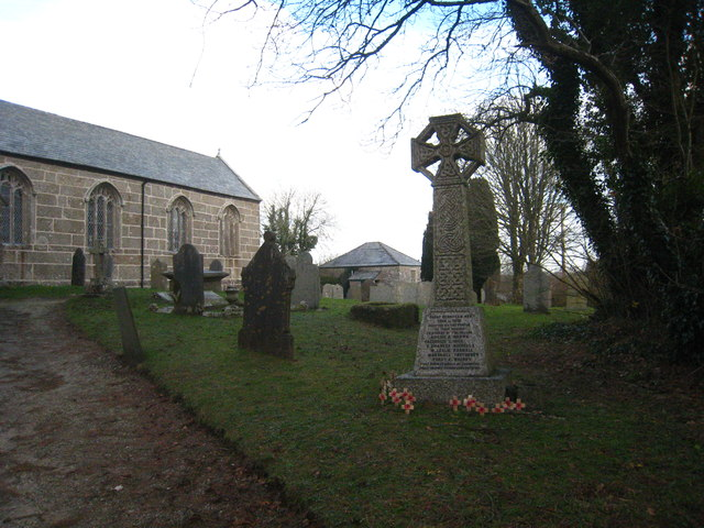 Lanlivery War Memorial