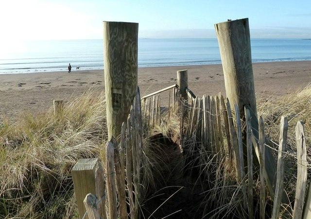 Beach Access Point