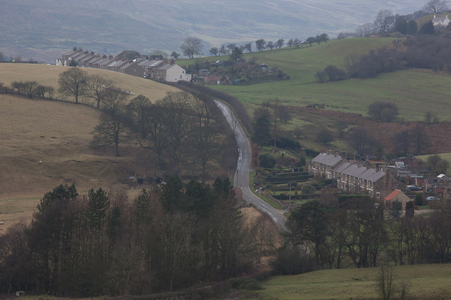 Hill Cottages and School Row